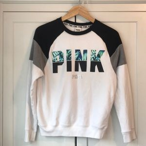 Victoria secret pink sweater sweatshirt size XS